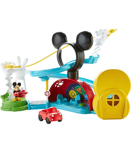 Fisher Price Disney Junior Mickey Mouse Clubhouse