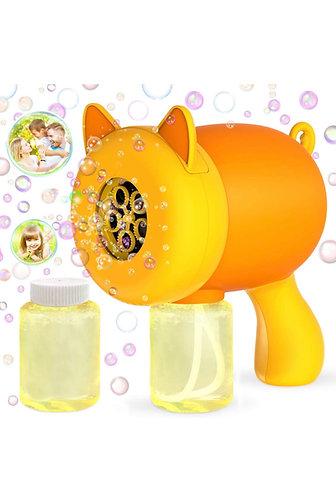 Máquina de Burbujas WisToyz