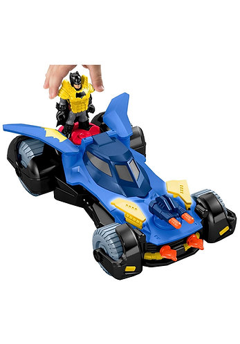 DC Super Friends Batmobile