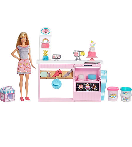 Barbie Decorating Playset