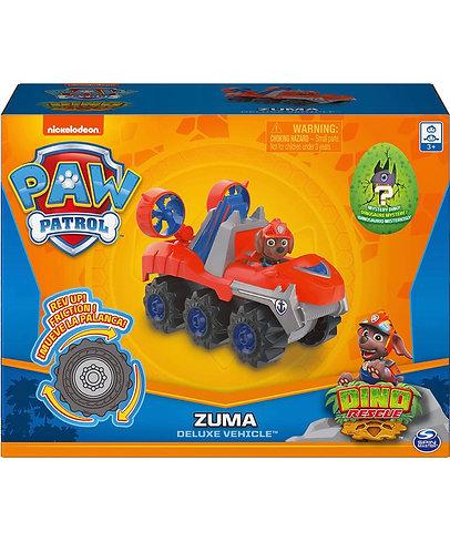 Paw Patrol Dino Rescue Zuma (Incluye Dinosaurio Sorpresa)