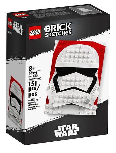 LEGO First Order Stormtrooper 40391 (151pcs) 2021