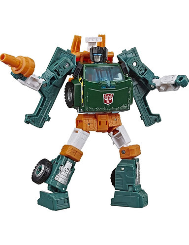 Transformers Toys Generations War for Cybertron: Earthrise Deluxe