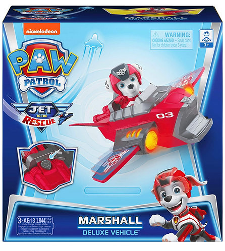 Paw Patrol Jet to the Rescue Marshall