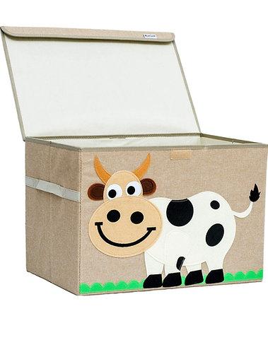 Cofre para Juguetes Vaca