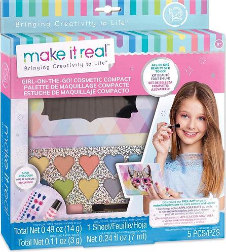 Make it Real: Kit de Maquillaje para Niñas