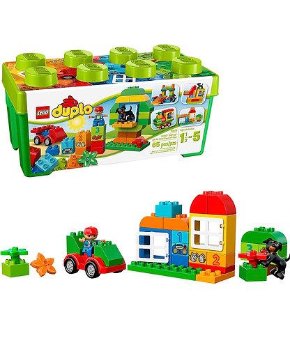 Lego Duplo All in One Box of Fun 10572 (65 piezas)