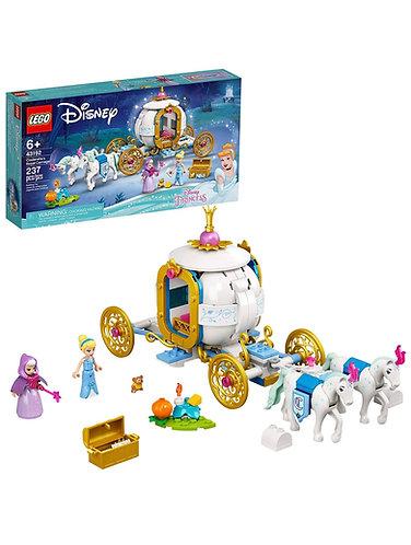 LEGO Disney Cinderella's Royal Carriage 43192 (237pcs)