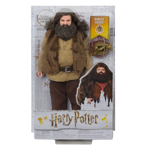 Muñeco de Hagrid Harry Potter