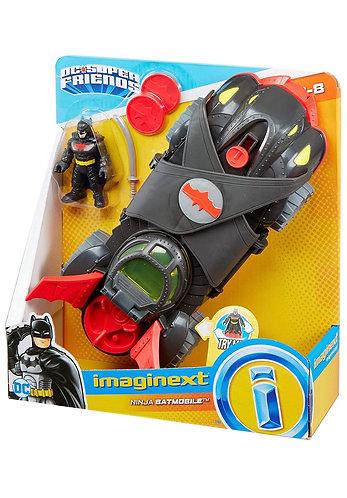 Fisher-Price - Juguete Ninja Armor Batmobile