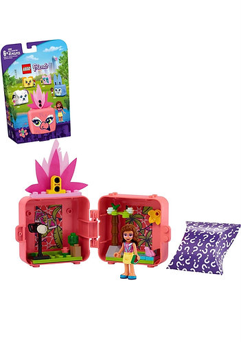 LEGO Friends Olivia's Flamingo Cube 41662 (41 pcs) 2021