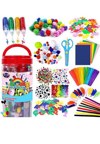 Kit de Materiales para Manualidades