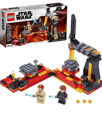 LEGO Star Wars: Venganza del Duelo Sith en Mustafar 75269