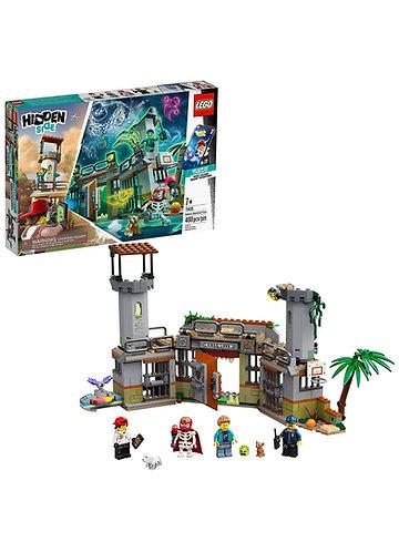 LEGO Hidden Side Newbury Prisión abandonada 70435  (400 piezas)