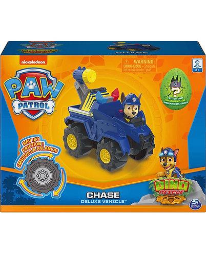 Paw Patrol Dino Rescue Chase (Incluye Dinosaurio Sorpresa)
