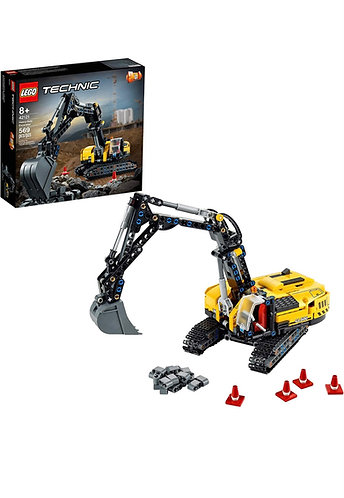 LEGO Technic Excavadora de Trabajo Pesado 42121 (569 pcs) 2021