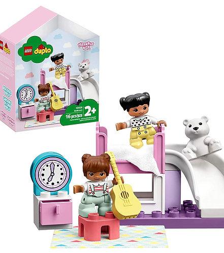 LEGO DUPLO Town Bedroom 10926