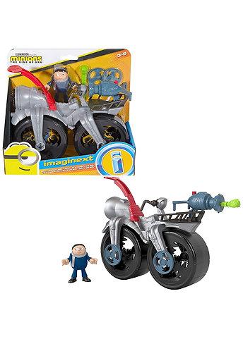 Minions: The Rise of Gru Fisher-Price Gru's Rocket Bike