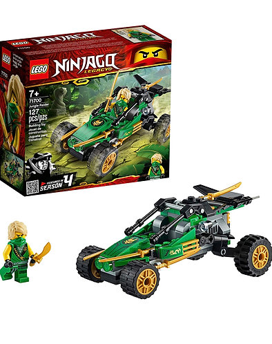 LEGO NINJAGO Legacy Jungle Raider 71700