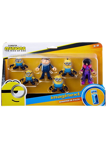 Minions: The Rise of Gru Fisher-Price Imaginext
