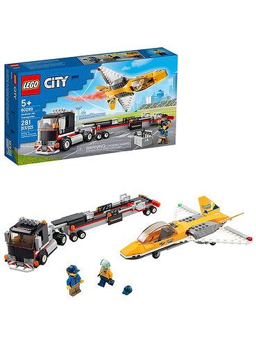 LEGO City Airshow Jet Transporter 60289 (281 pcs)