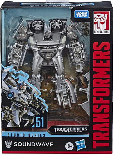 Transformers Toys Studio Series 51 Deluxe Class Dark of The Moon