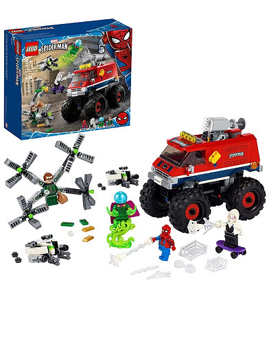 LEGO Spiderman Monster Truck vs Mysterio 76174 (439 pcs)