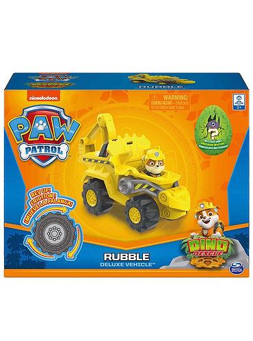 Paw Patrol Dino Rescue Rubble (Incluye Dinosaurio Sorpresa)