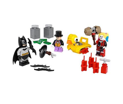 LEGO DC Batman vs The Penguin & Harley Quinn