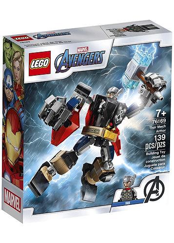 LEGO  Marvel Avengers Thor Mech Armor 76169 (139 pcs)