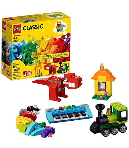 Lego Classic Bricks and ideas!
