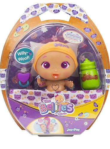 Muñeca Bellies Willy Woof!