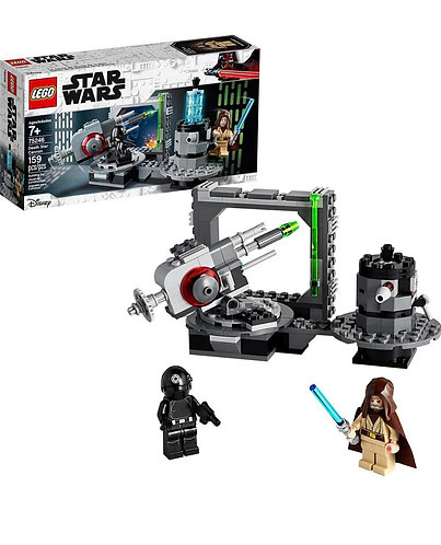 LEGO Star Wars: Death Star Cannon 75246 (159 piezas)