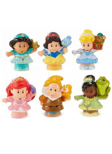 Little People Disney Princess Set de regalo (6 unidades)