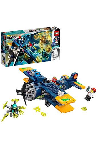 LEGO Hidden Side El Fuego Stunt Avión  70429 (295 piezas)