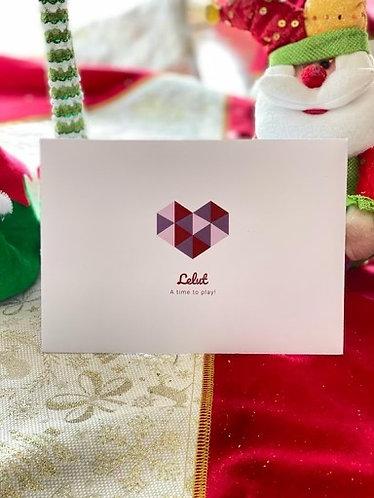 Tarjeta de Regalo (Gift Card)
