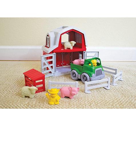Granja de juguete de Green Toys
