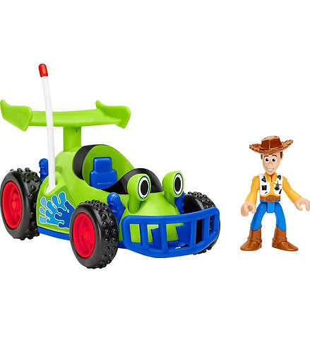 Fisher-Price Imaginext Disney Toy Story Woody & R.C