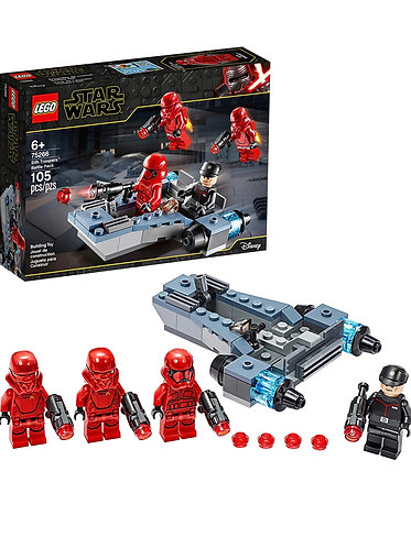LEGO Star Wars Sith Troopers Battle Pack 75266 Stormtrooper Speeder