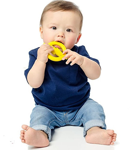 Mordedor de Silicón de Bumkins para Bebés