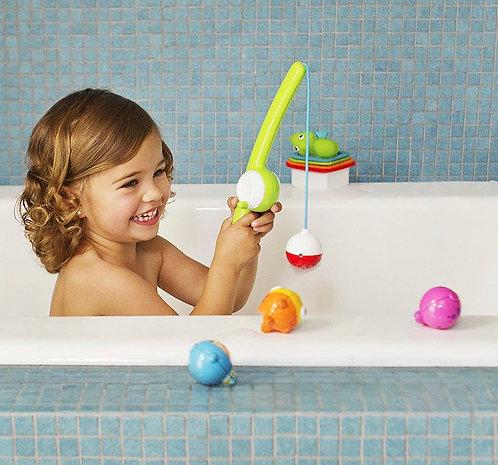 Munchkin Fishing Bath Toy - Juguete para Bañera