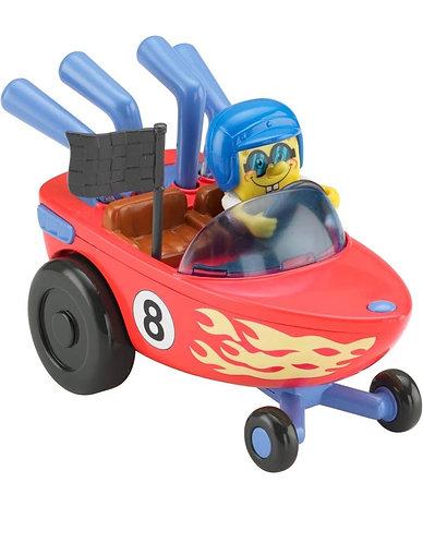 Fisher-Price Spongebob Squarepants Speed Boat Imaginext