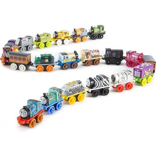 Set de Trenes para pista Thomas & Friends MINIS, paquete de 20