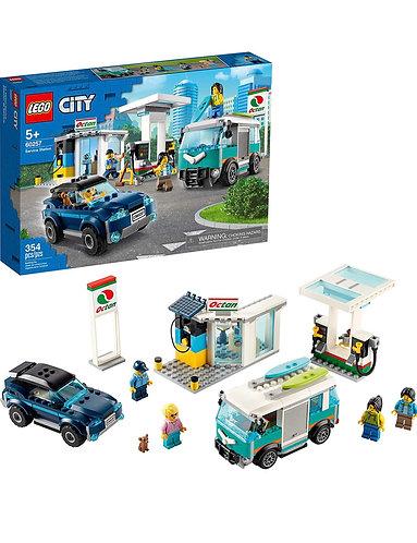 LEGO City Service Station 60257  (354 piezas)