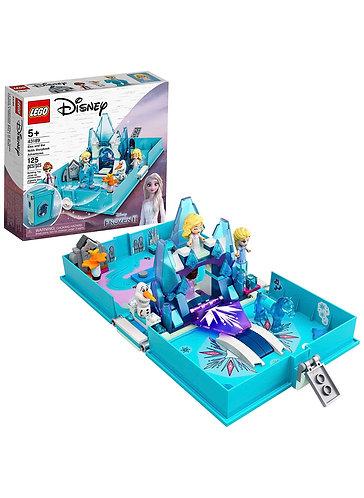 LEGO Disney Elsa and the Nokk Storybook Adventures 43189 (125pcs)