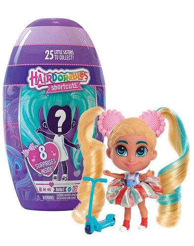 Hairdorables: Muñeca sorpresa para peinar