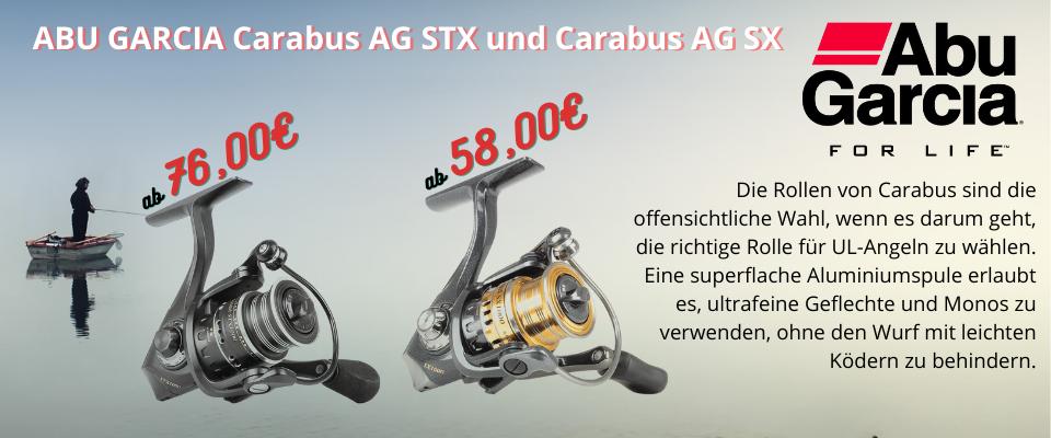 Grafik für Augsburger Angelcenter Website & Onlineshop