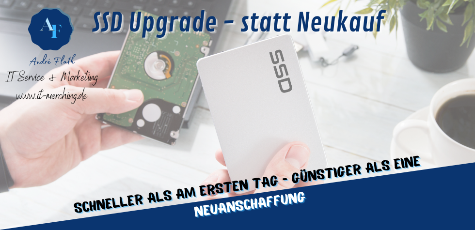 SSD Upgrade - statt Neukauf