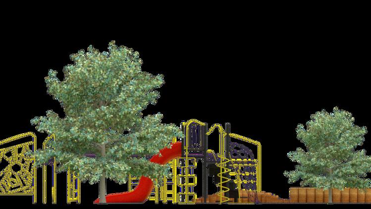 Playground 2D Render