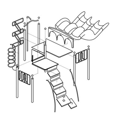 Paraline Assembly